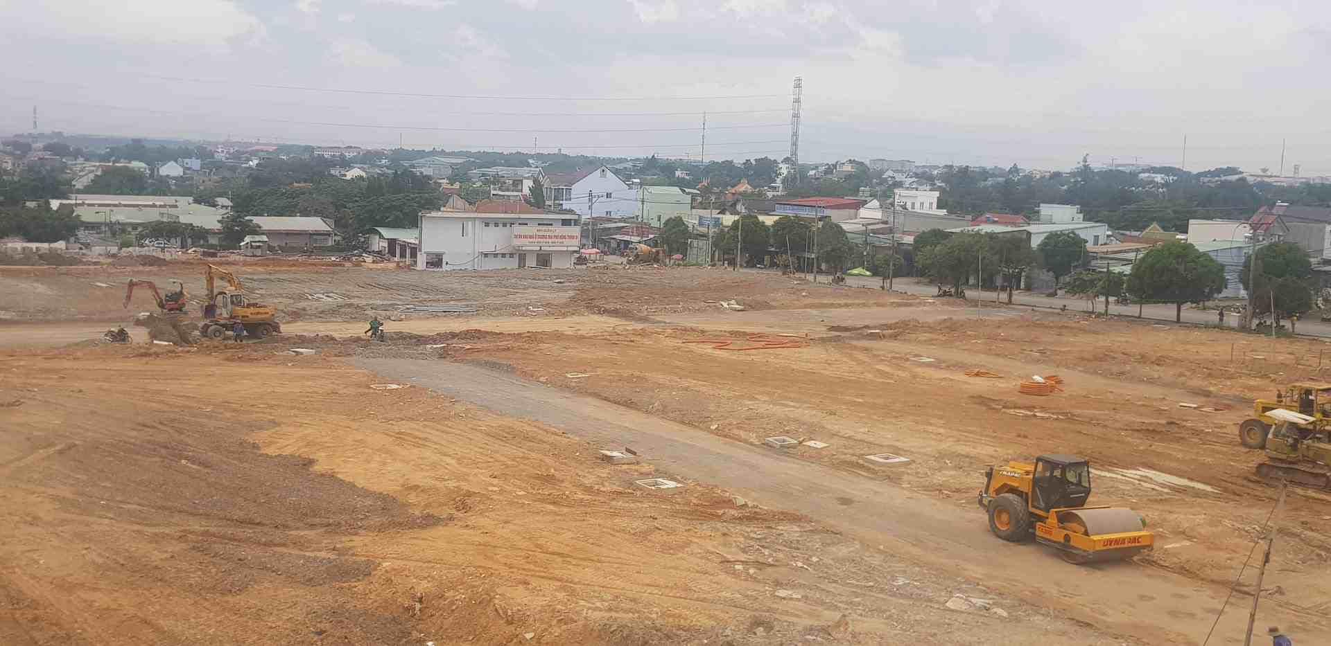 Dự án khu đô thị phú hồng đạt và phú hồng khang bình dương