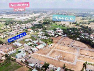 Dự án đất nền khu dân cư Thuận Đạo Residence Bến Lức Long An