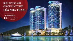 Dự án căn hộ 5 sao Swisstouches La Luna Resort Nha Trang