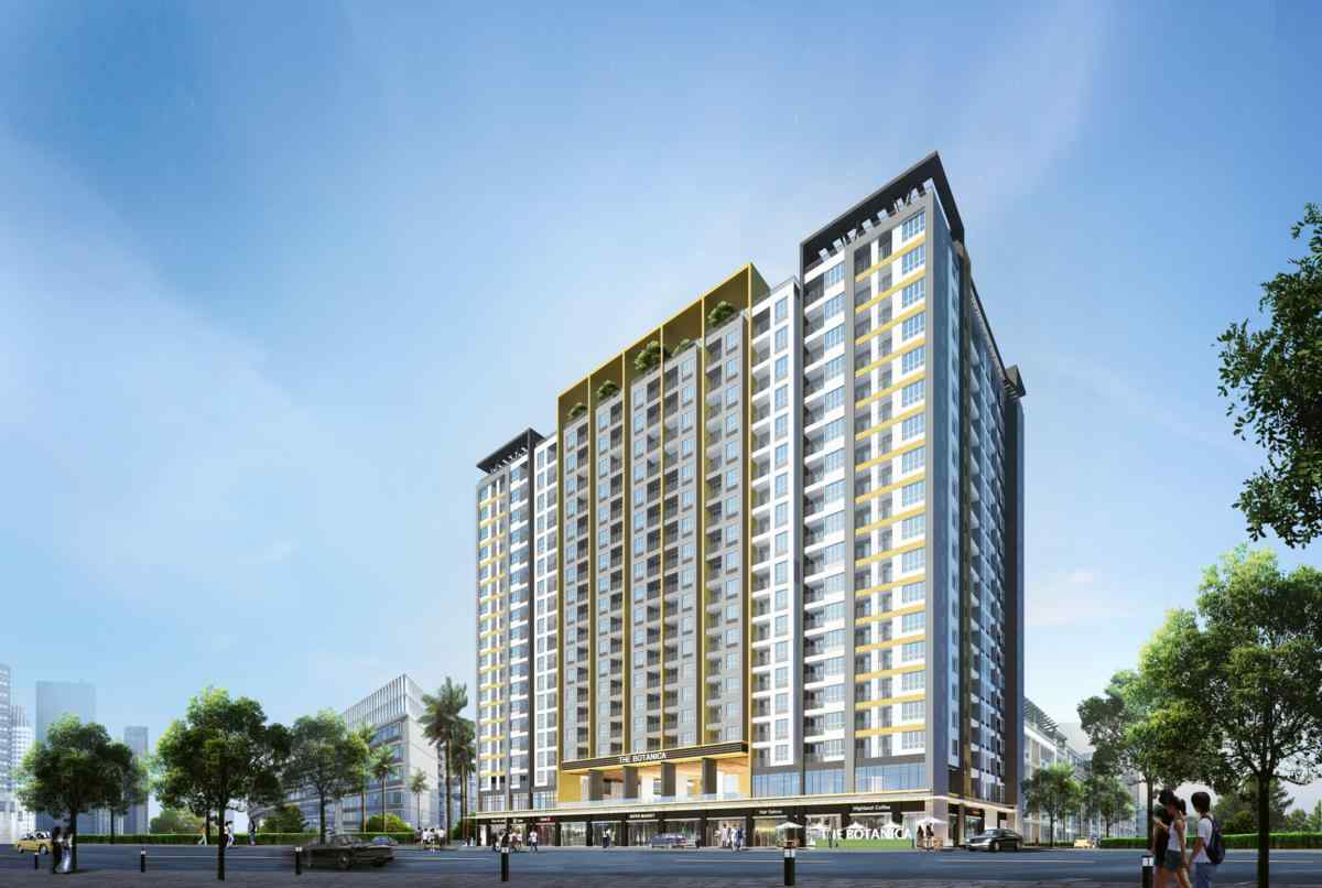 Dự án căn hộ chung cư Dynamic Tower Nguyễn Văn Linh Bình Chánh