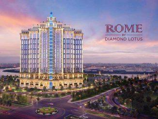 Dự án căn hộ chung cư cao cấp Rome By Diamond Lotus Quận 2