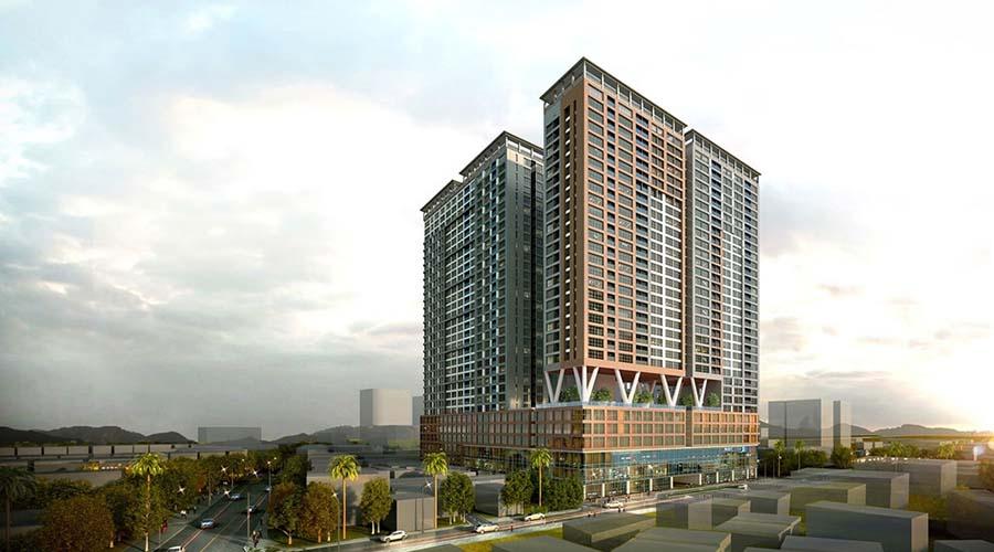 Dự án căn hộ chung cư cao cấp The Grand Manhattan Cô Giang Quận 1