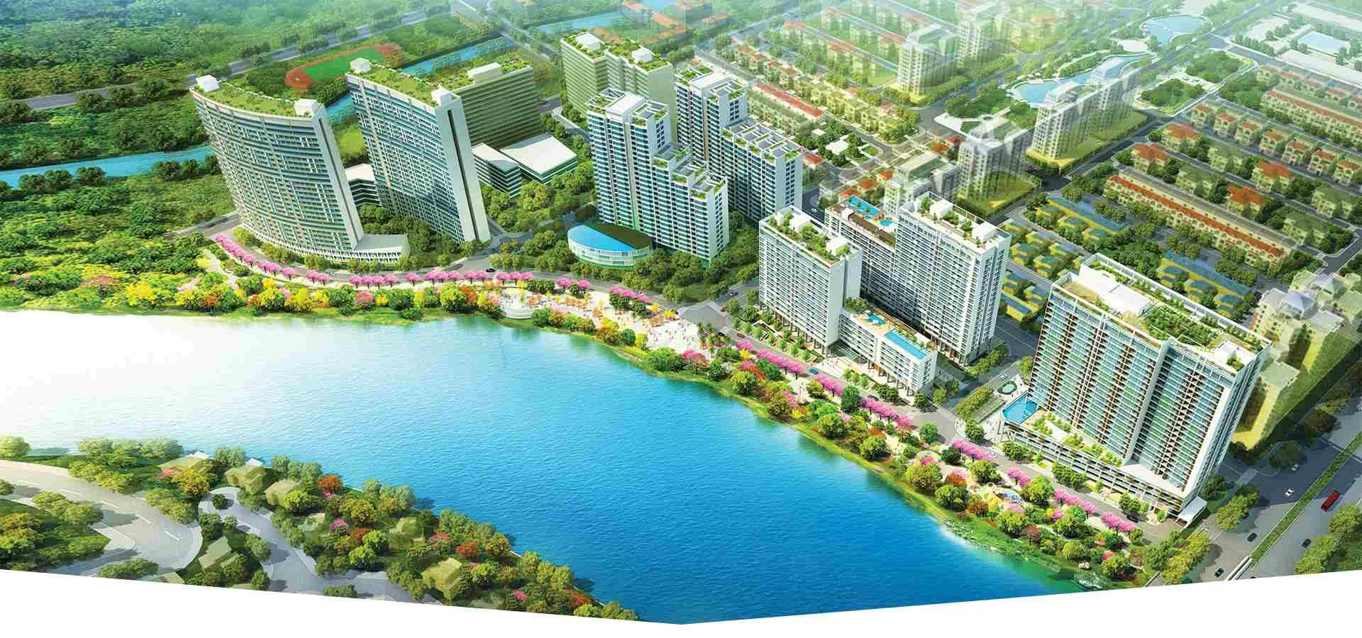 Dự án chung cư căn hộ đường Nguyễn Lương Bằng - Midtown