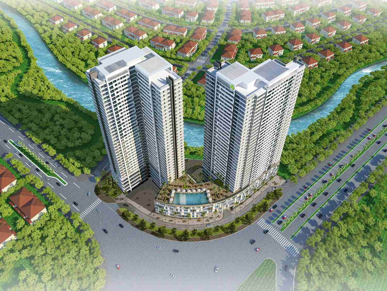 Dự án chung cư căn hộ đường Nguyễn Thị Thập Quận 7 - Sunrise City