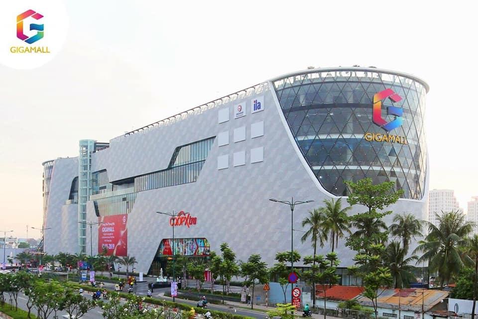 Giga mall khai trường ngày 12/1/2019