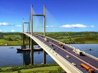 Hạ tầng giao thông - Cầu Cát Lái nối thành phố Hồ Chí Minh