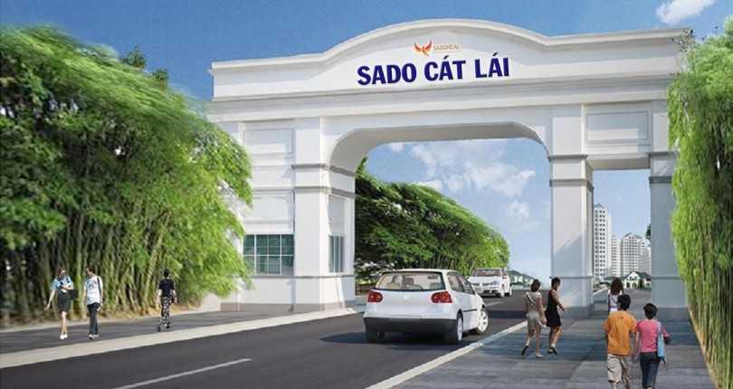 Khu đô thị Sado Cát Lái Nhơn Trạch