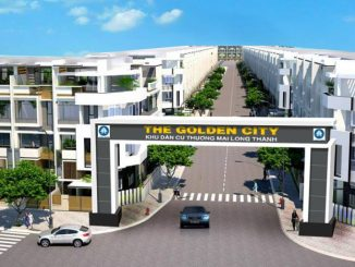 Khu dân cư thương mại The Golden City Long Thành