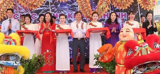 Lễ khánh thành và khai giảng trường mầm non phú đông Lotus Kindergarten ngày 7/9