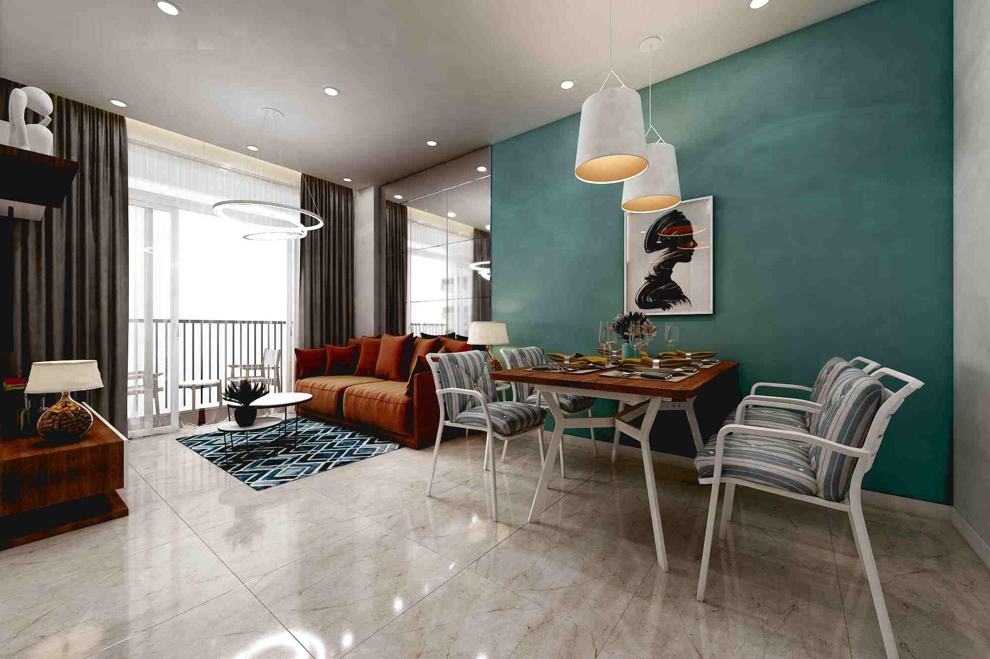 Nhà mẫu Dự án căn hộ chung cư Smart Home Nguyễn Văn Linh Bình Chánh