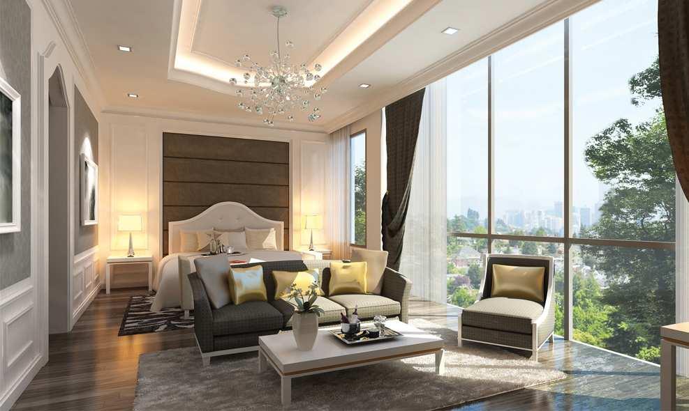 Thiết kế Phối cảnh dự án căn hộ chung cư Elysium Tower Gò Ô Môi - Quận 7