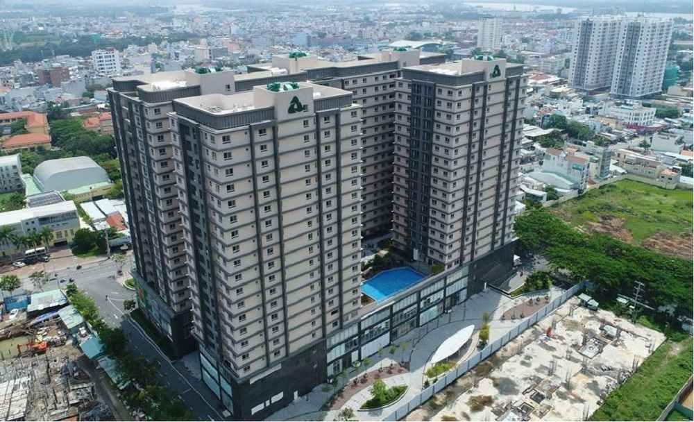 Tổng quan Dự án căn hộ chung cư Cosmo City Nguyễn Thị Thập Quận 7