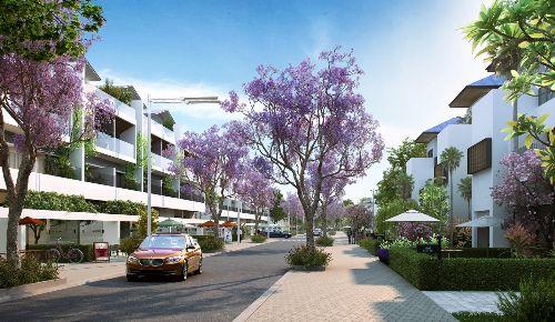 Bộ đôi nhà phố thương mại và đại lộ mua sắm xuyên đêm sẽ có tác động cộng hưởng rất cao - Orchard New City