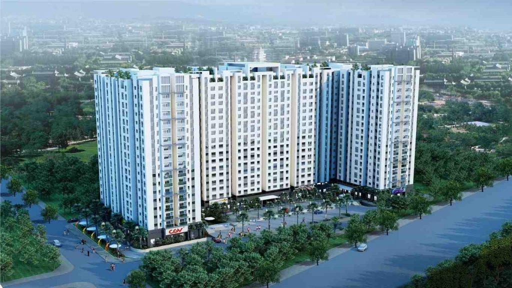 Green Mark Quận 12 - Tổng quan dự án chung cư