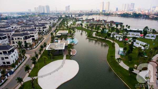 TPHCM- Sau 1 năm nhiều dự án biệt thự, nhà phố đã tăng hơn 80%, nhà đầu tư lãi lớn