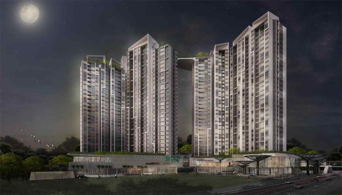 Dự án căn hộ chung cứ Metro Star Xa Lộ Hà Nội Quận 9