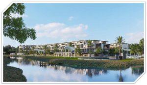 Green City Quận - Mẫu nhà Tổng thể dự án đất nền