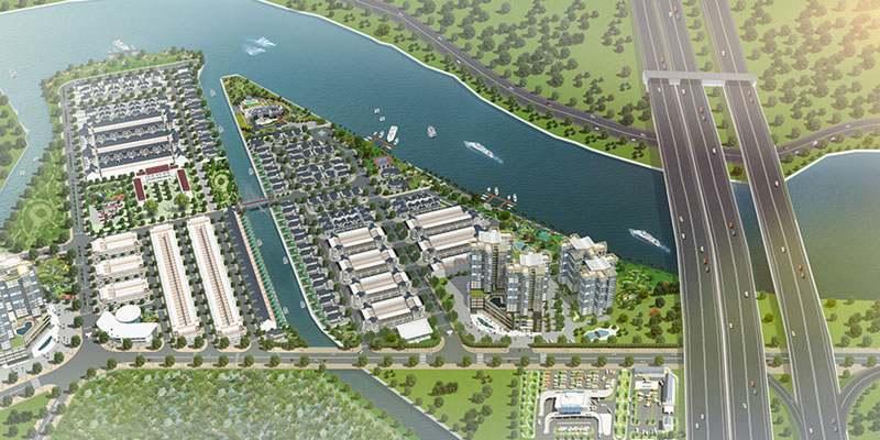 Green City Quận 9 - Tổng thể dự án đất nền