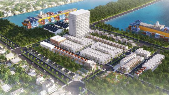 Harbor Center Phú Mỹ Cảng Cái Mép Bà Rịa Vũng Tàu - Tổng quan dự án