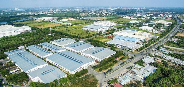 Khu công nghiệp tập trung tại Tây Bắc Sài Gòn