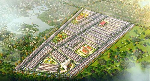 Nam Long TAT - Mặt bằng Phối cảnh vị trí khu vực có dự án Nam Long TAT