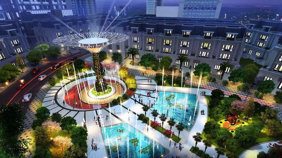 Sunshine City Sài Gòn - Tiện ích dự án căn hộ cao cấp quận 7