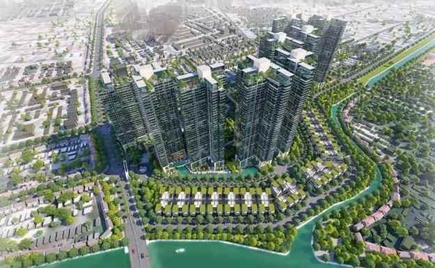 Sunshine City Sài Gòn - Tổng quan dự án căn hộ cao cấp quận 7-compressed