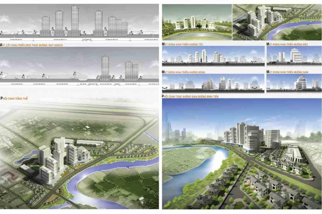 Corona City Bình Chánh - Khang Điền Group - Thiết kế dự án