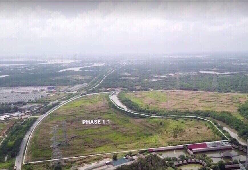 G-City Nhà Bè - Mặt bằng Dự án bất động sản