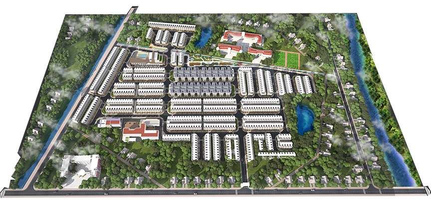 Khu Đô Thị Phúc Long – D' Villa Centa - Tổng quan dự án-compressed
