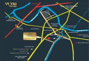 Khu Đô Thị Phúc Long – D' Villa Centa - Vị trí dự án-compressed