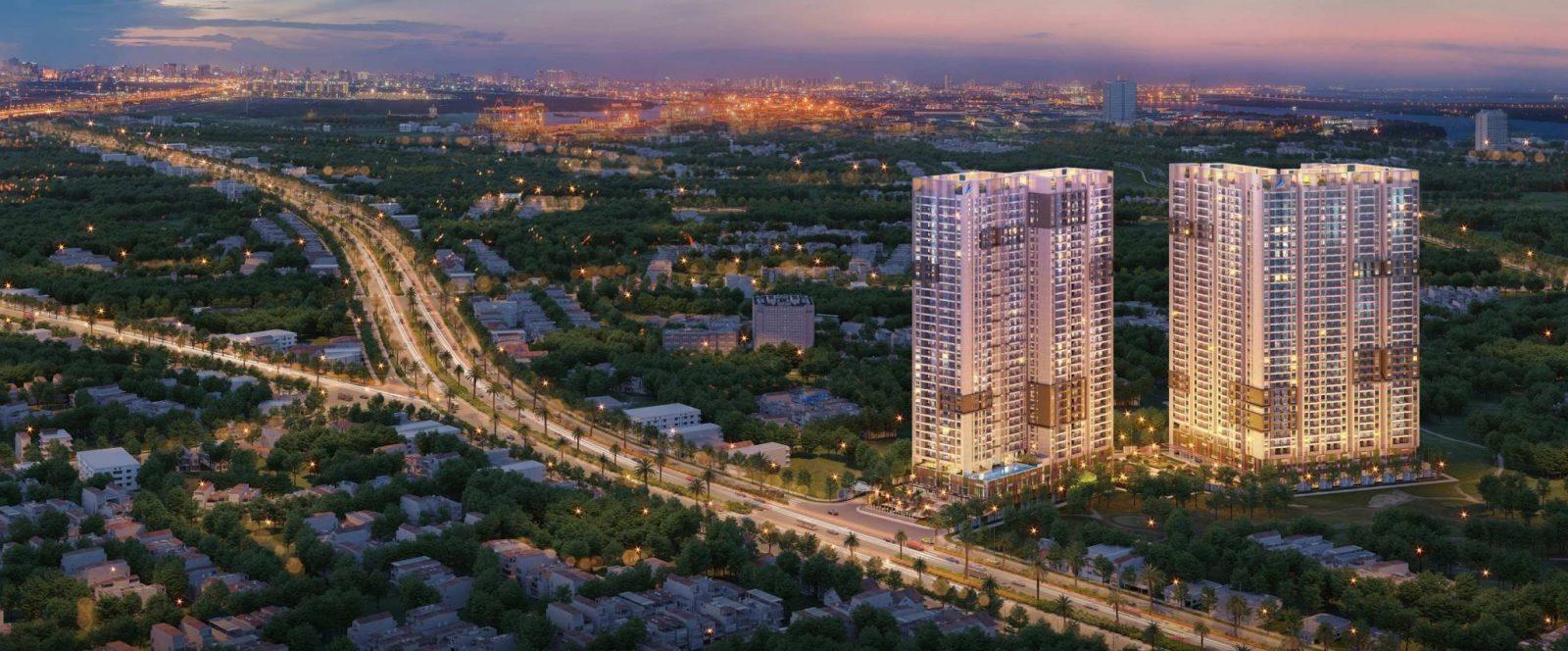 Opal Boulevard Phạm Văn Đồng - Phối cảnh dự án căn hộ cao cấp