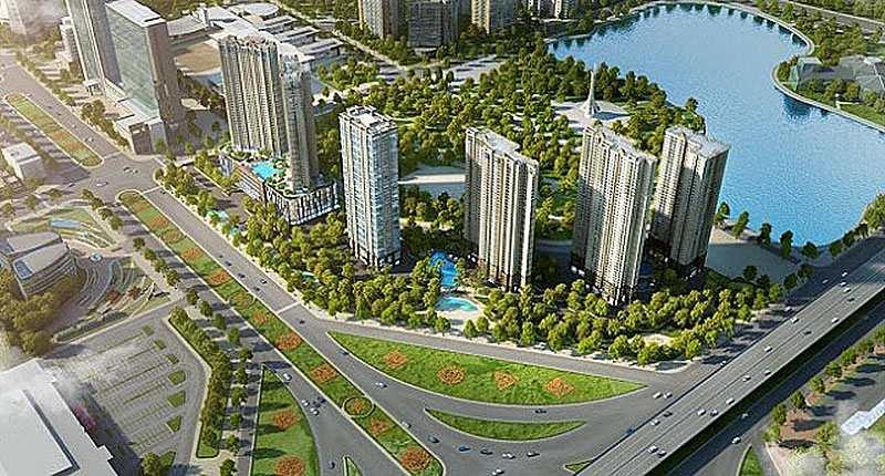 Vincity Bình Chánh - Mô tả Tổng quan dự án căn hộ chung cư