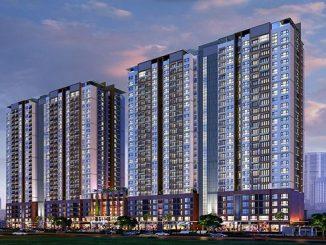 opal boulevard thủ đức - tổng quan dự án căn hộ chung cư Đất Xanh