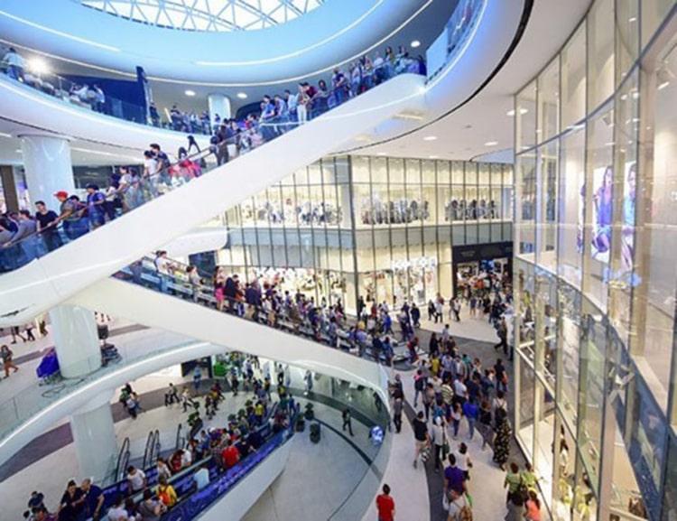 Central Premium Mall Tạ Quang Bửu - Các tầng Trung tâm thương mại lớn nhất Quận 8
