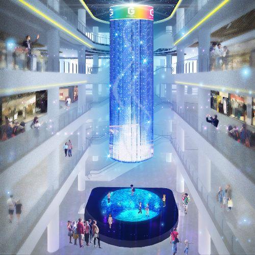 Gigamall là trung tâm thương mại hiện đại
