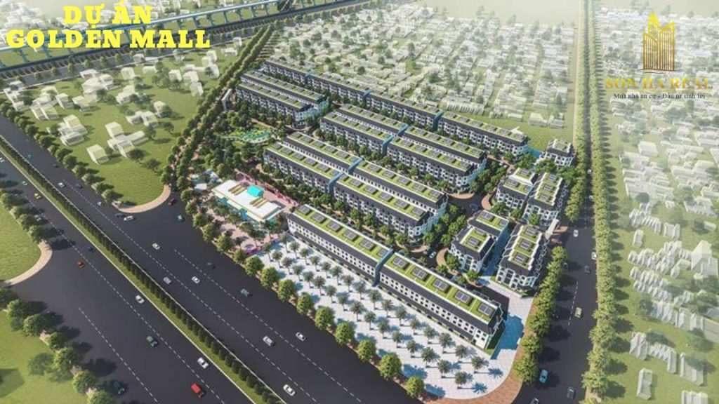 Golden Mall Quận 9 - Tổng thể dự án