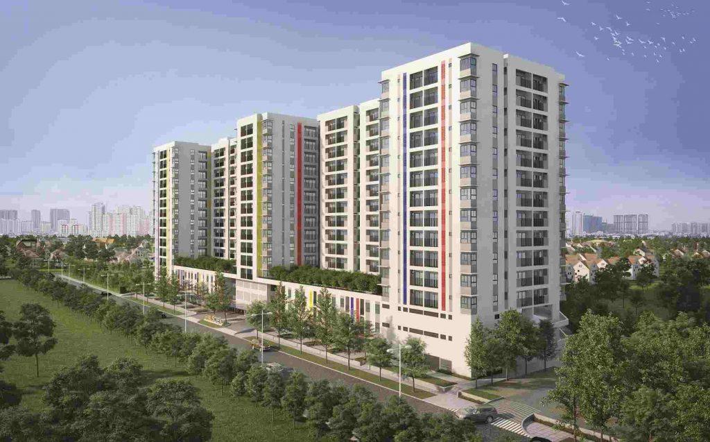 Hausviva Lò Lu Quận 9 - Tổng quan Dự án căn hộ chung cư Ez Land