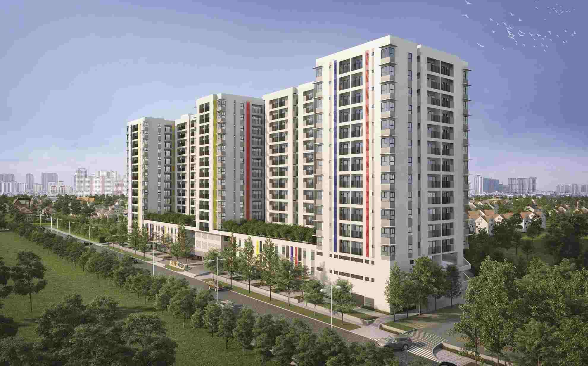 Hausnima Lò Lu Quận 9 - Tổng quan Dự án căn hộ chung cư Ez Land