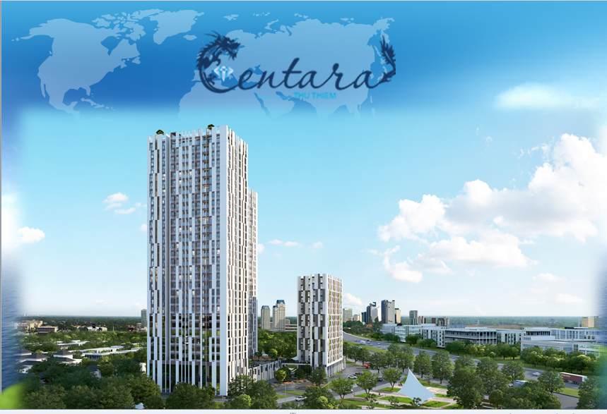 Những chung cư căn hộ đường Song Hành Cao Tốc Quận 2 – Centana Thủ Thiêm