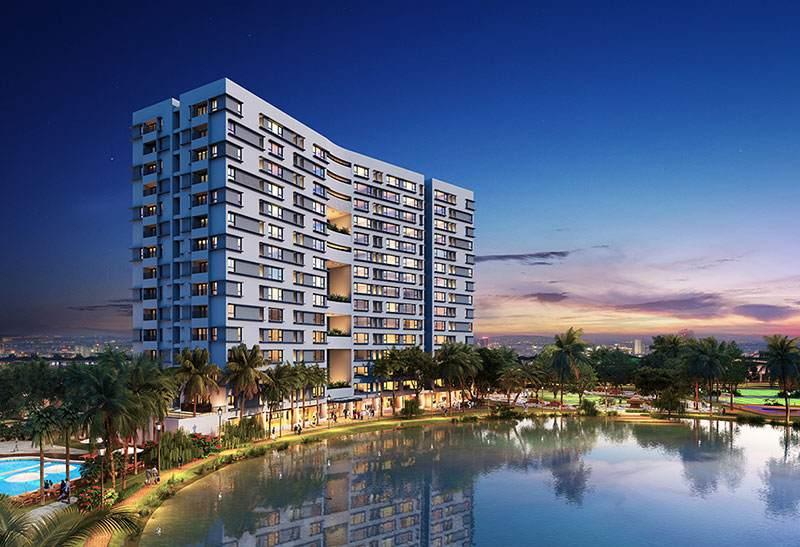 Những chung cư căn hộ đường Song Hành Cao Tốc Quận 2 – Flora Kikyo Nam Long-