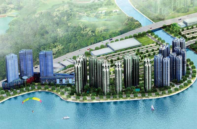 Những chung cư căn hộ đường Song Hành Cao Tốc Quận 2 – Palm City Keppel Land