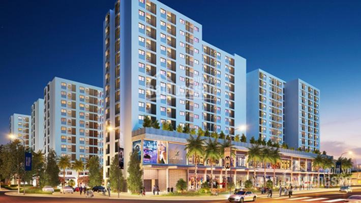 Những chung cư căn hộ đường Song Hành Cao Tốc Quận 9 – Ehome Nam Long