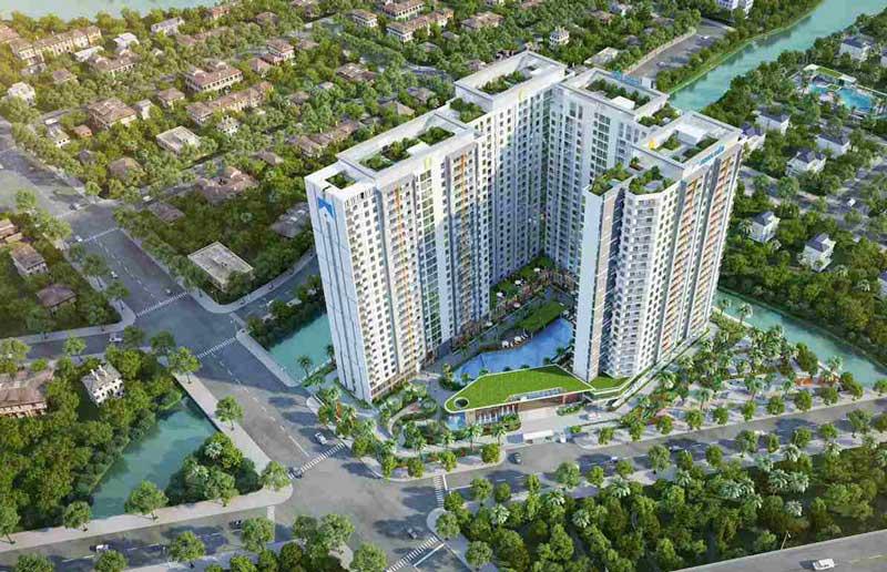 Những chung cư căn hộ đường Song Hành Cao Tốc Quận 9 – Jamila Khang Điền