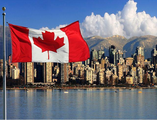 Nước Canada - The OKanagan