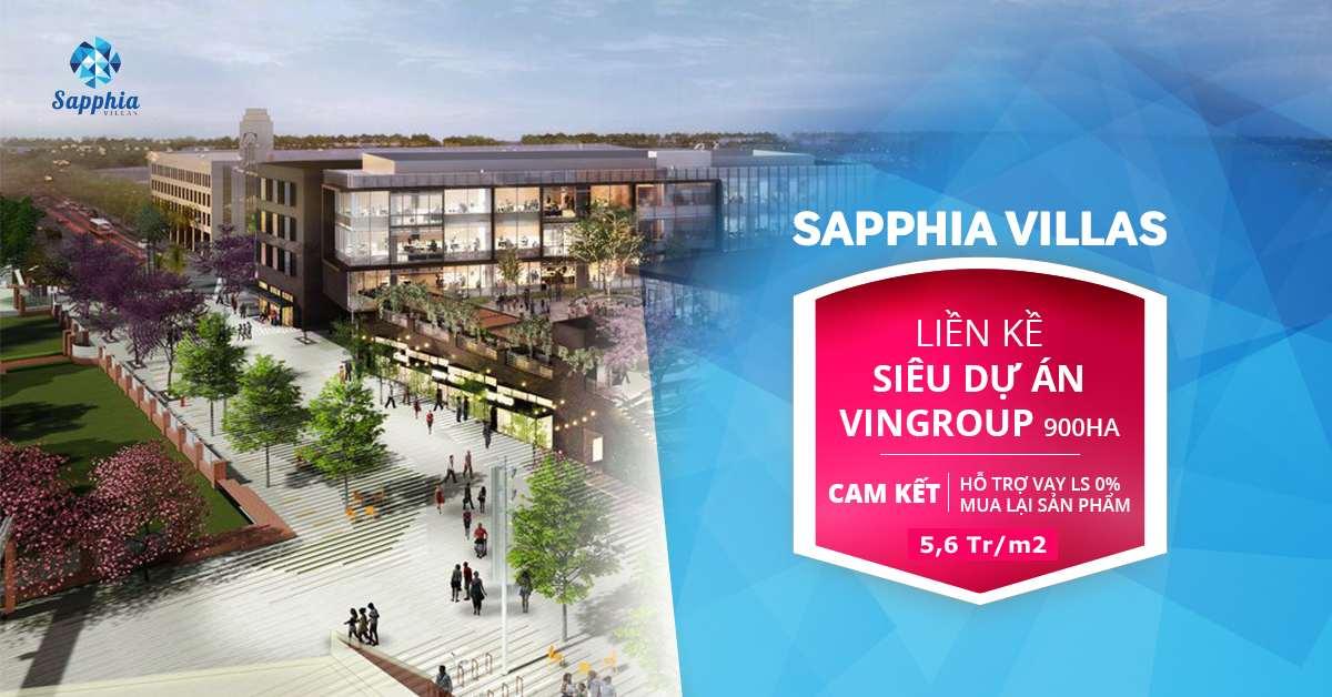 Sapphia Villas Long An