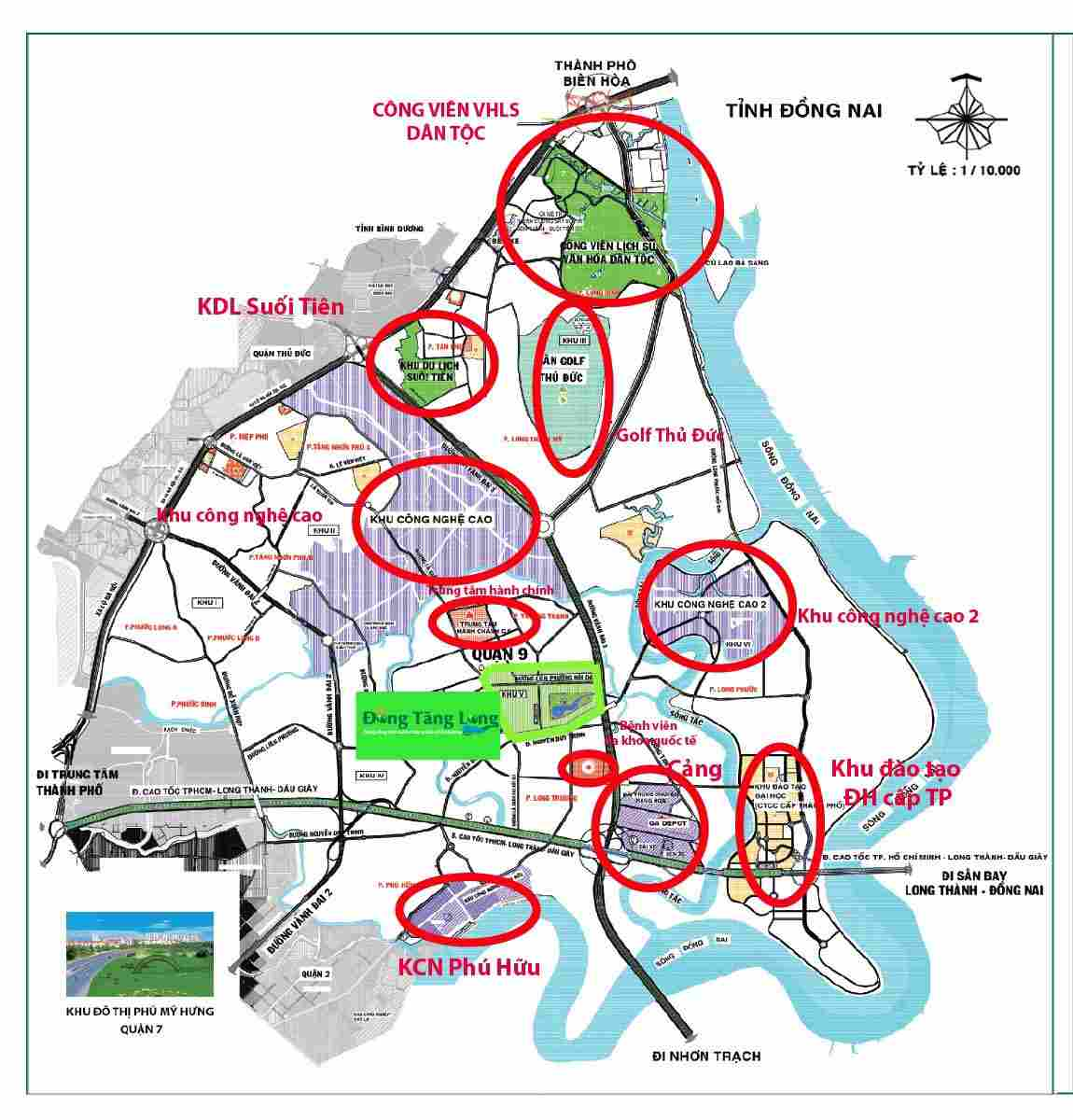 Tecco Vina Garden Quận 9 - Tiện ích ngoại khu dự án căn hộ chung cư mới nhất