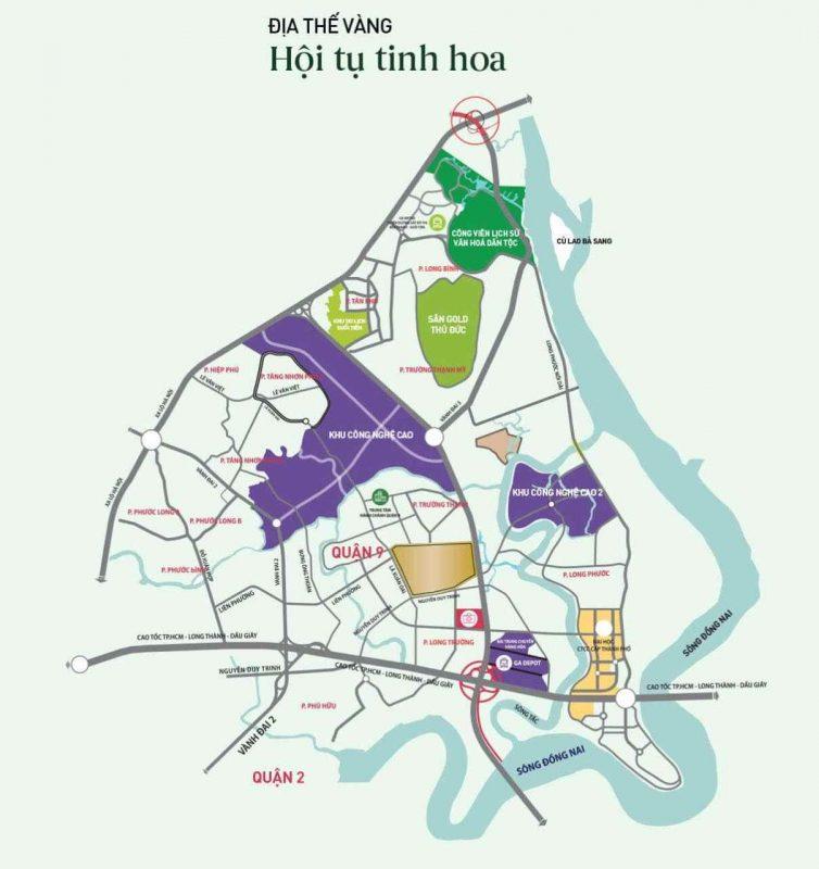 Tecco Vina Garden Quận 9 - Vị trí Thông tin dự án căn hộ chung cư mới nhất