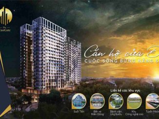 The East Gate Bình Dương - Chủ đầu tư Kim Oanh - Tổng quan dự án căn hộ