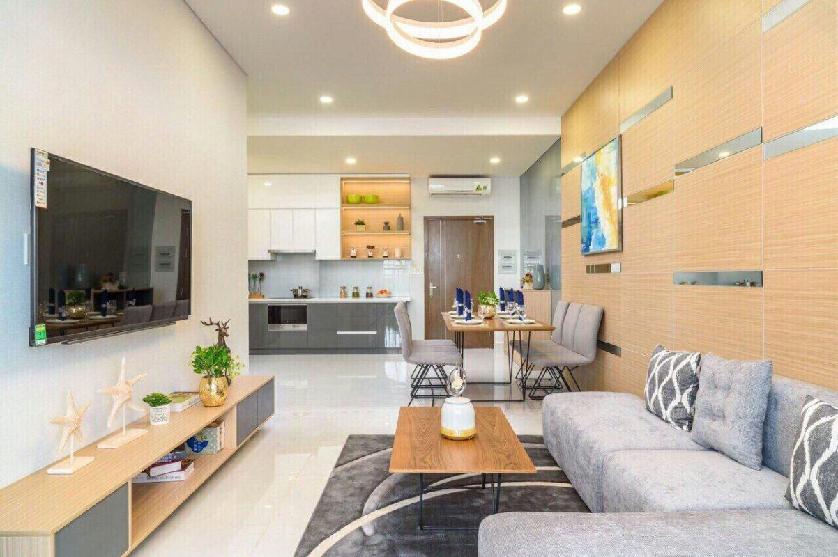 The East Gate Quận 9 - Căn hộ mẫu dự án căn hộ chung cư